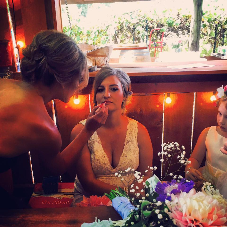 Pre Wedding Makeup..