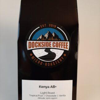 Kenya AB+ Light Roast Coffee Beans