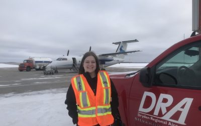 Dryden Enters into Management Contract with The Loomex Group to Manage the Dryden Regional Airport