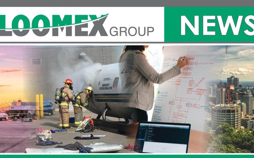 Le groupe Loomex élargit ses horizons avec Explorer Solutions
