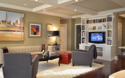 Six Key Elements to the Perfect Living Room