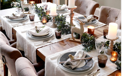 Arranging Your Furniture for Holiday Parties
