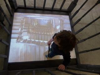Psychotropic Stairwell