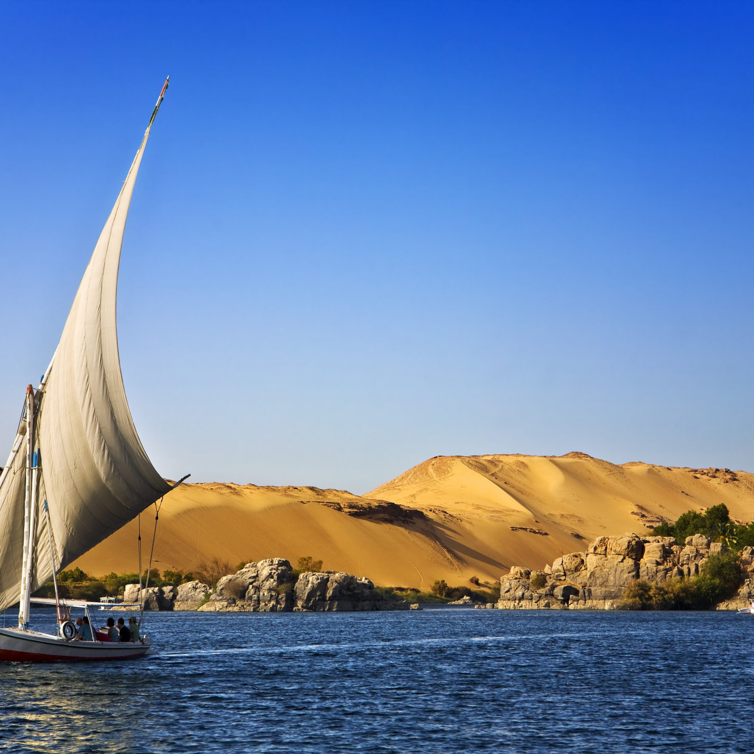 Day 04: Nile Cruise (Start from Aswan Every: Monday, Wednesday & Friday)