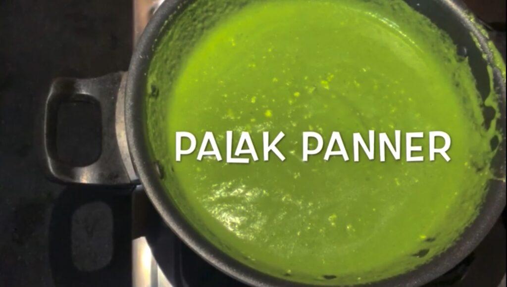 Palak Paneer Recipe Images