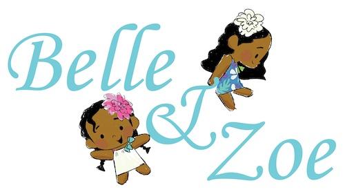 Belle & Zoe logo