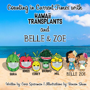 Counting in Current Times with Hawaii Transplants and Belle & Zoe ebook