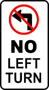 no-left-turn-32590_640