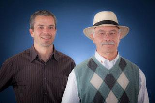 Josh & Jack Fowler at J Fowler Commercial Real Estate in Prescott, AZ