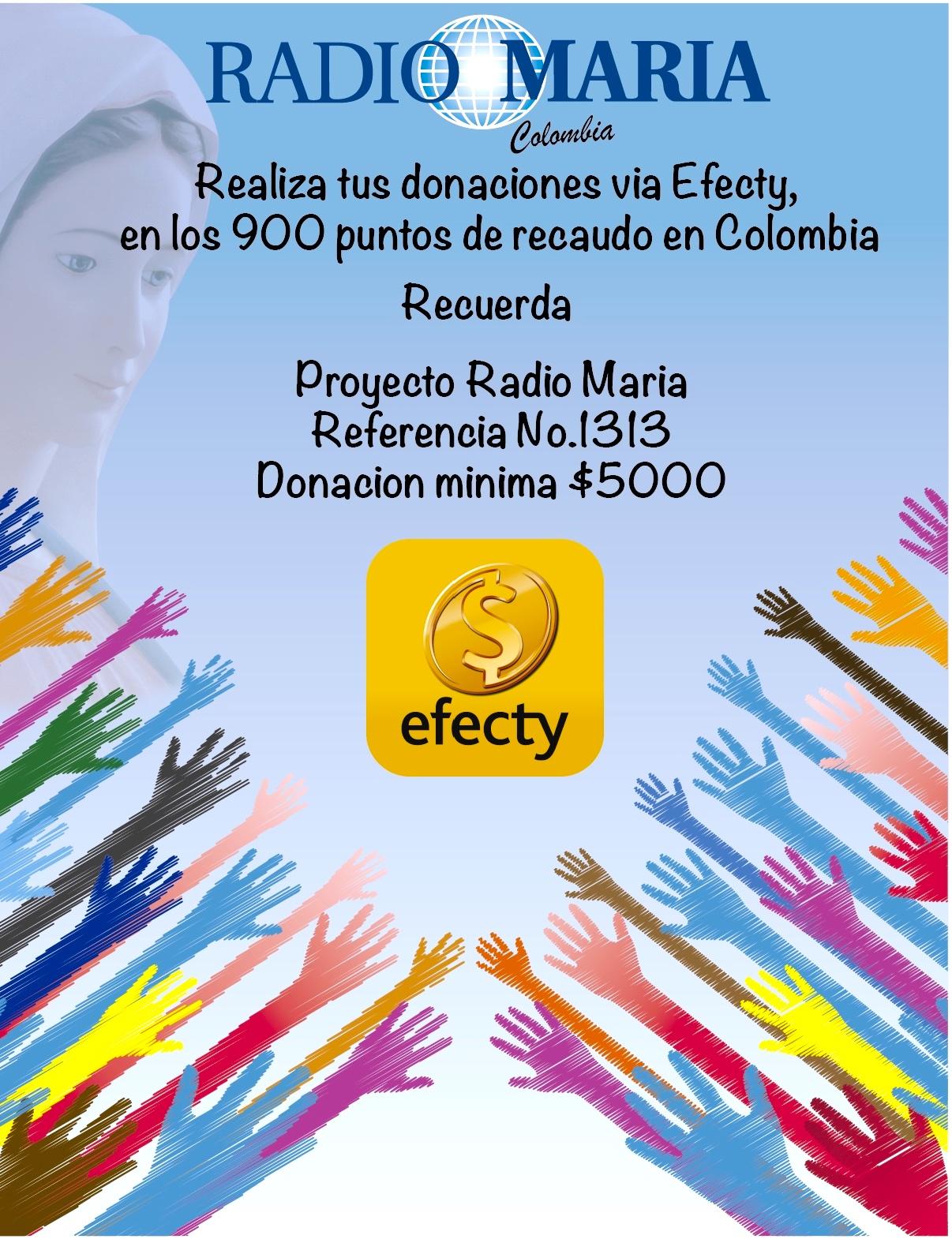 4. DONACIONES EFECTY