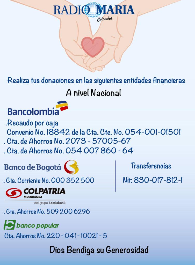 5. Donaciones entidades financieras