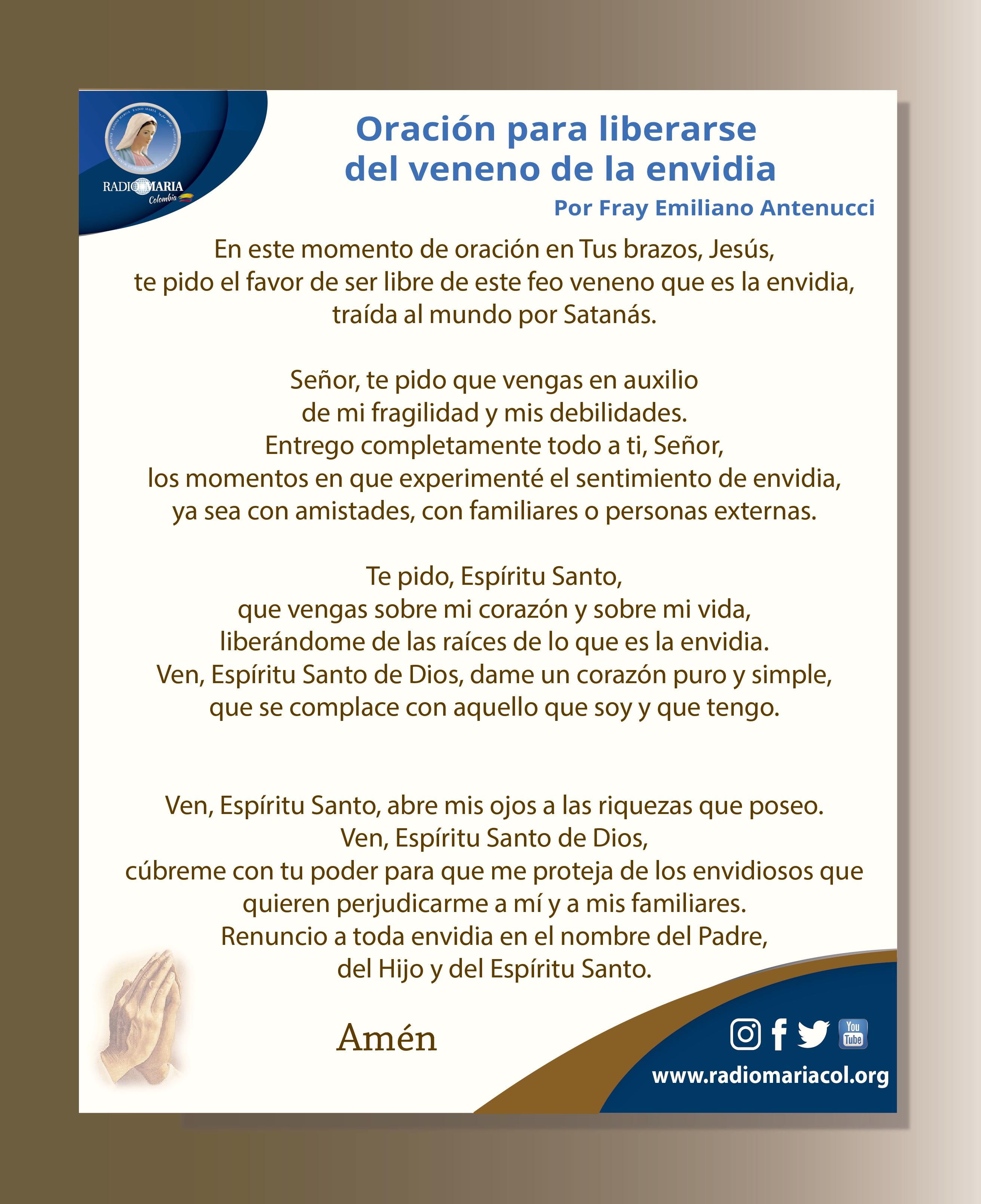 Oración del Padre Pio [Recuperado]
