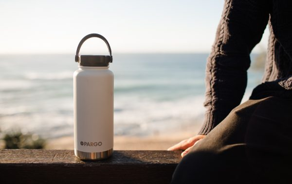 reusable insulated water botlle