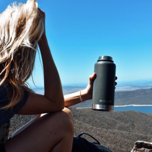 reusable insulated cup