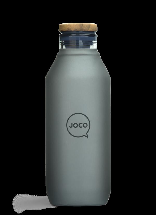 reusable glass flask