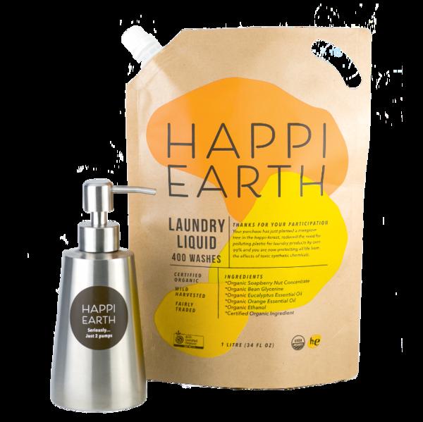 eco friendly laundry liquid