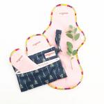reusable cloth packs starter kit