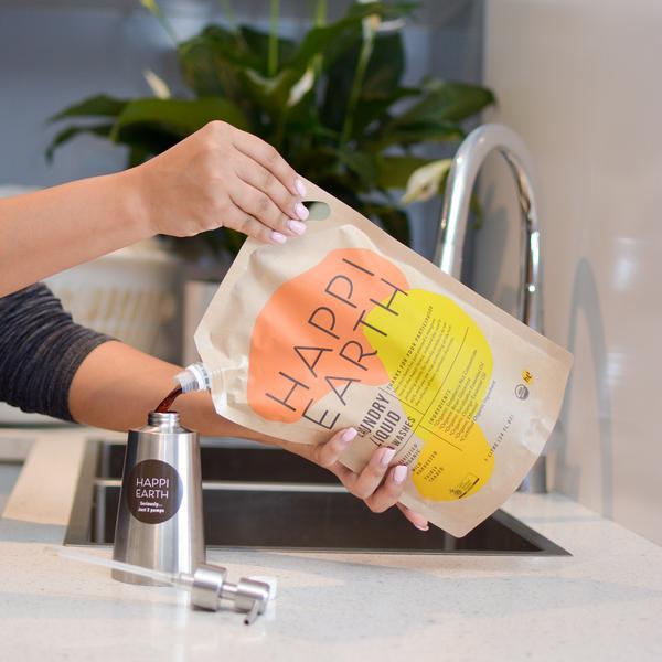 eco conscious laundry liquid