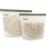 reusable silicone ziplocks