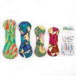 Eco reusable cloth pads starter kit