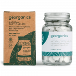 natural toothpaste tablets peppermint flavor adapting the eco living lifestyle
