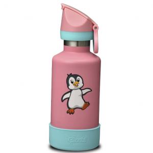 reusable kids water bottle Penguin