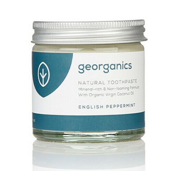 eco friendly natural toothpaste