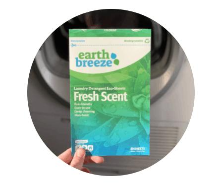 earth breeze eco friendly eco sheets fresh scent