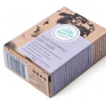 eco friendly solid shampoo bar for dry hair by The ANSC