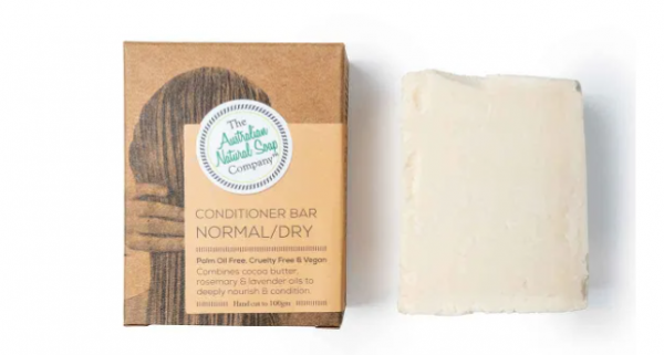 eco friendly conditioner bar for normal and dry hair