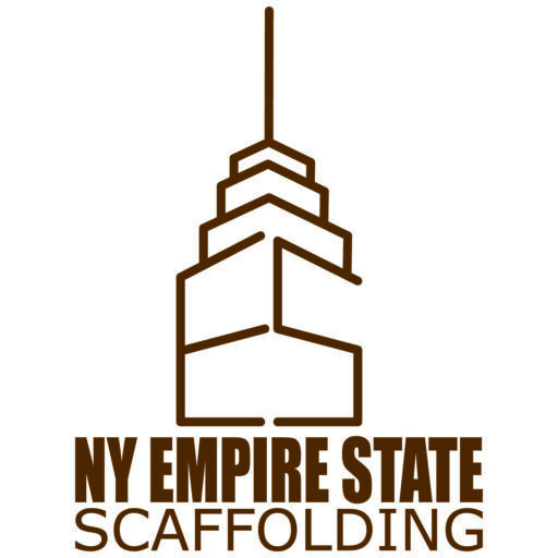 NY Empire State Scaffolding