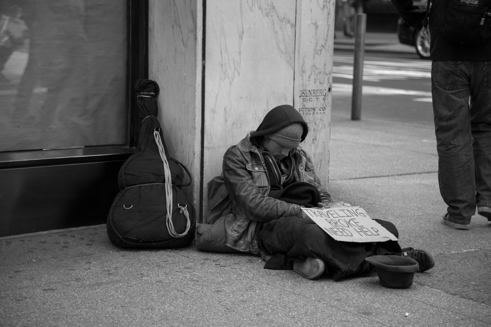 Addressing America's Homeless Problem