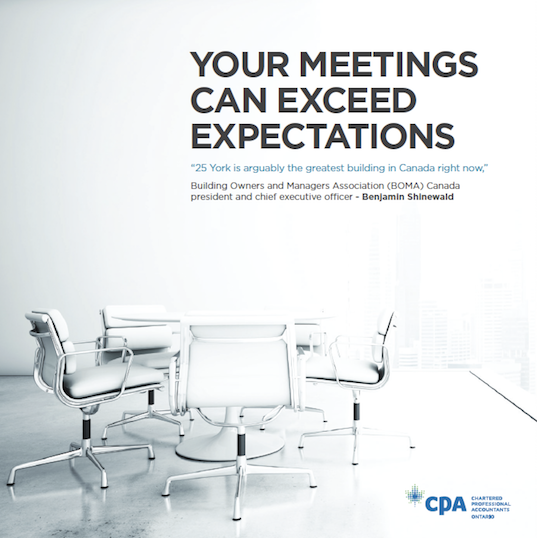 Chartered Professional Accountants Ontario (CPA)