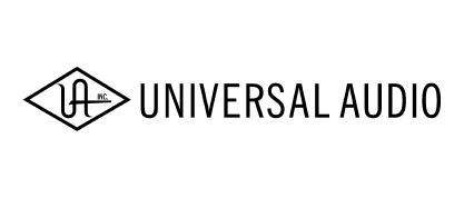 Logo Universal Audio (Web)