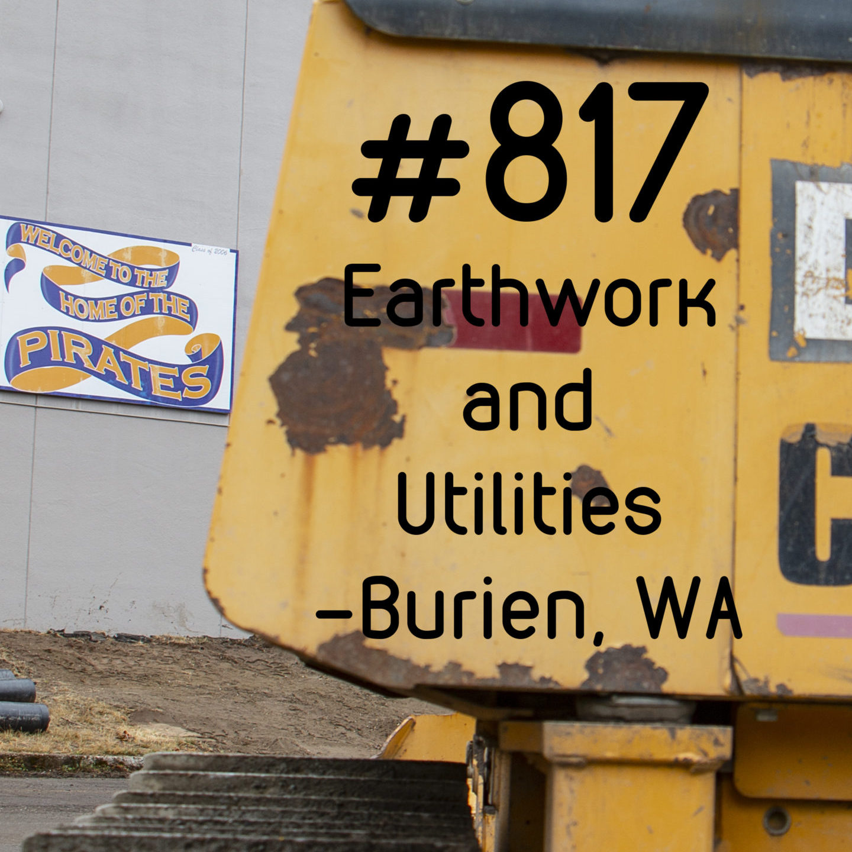 #817- Highline High School Earthwork and Utilities