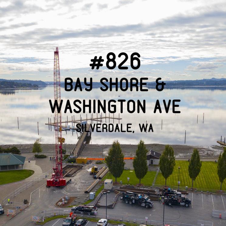 #826- Bay Shore Dr and Washington Ave NW