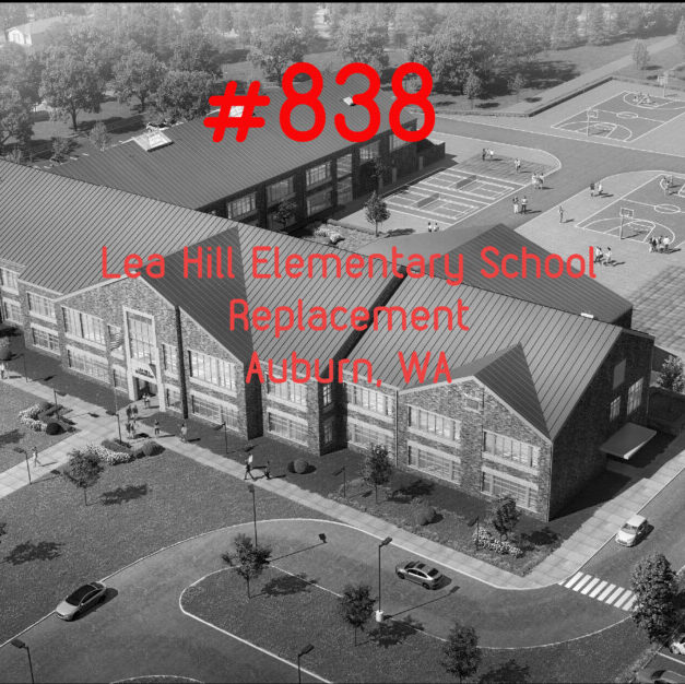 #836 – Lea Hill Elementary School Replacement