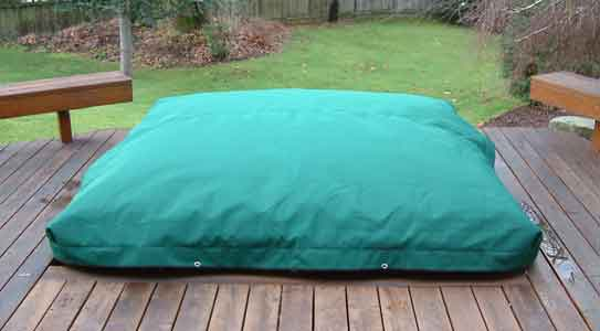 Green Swim Spa Covers