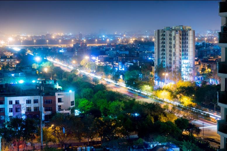 Noida city image