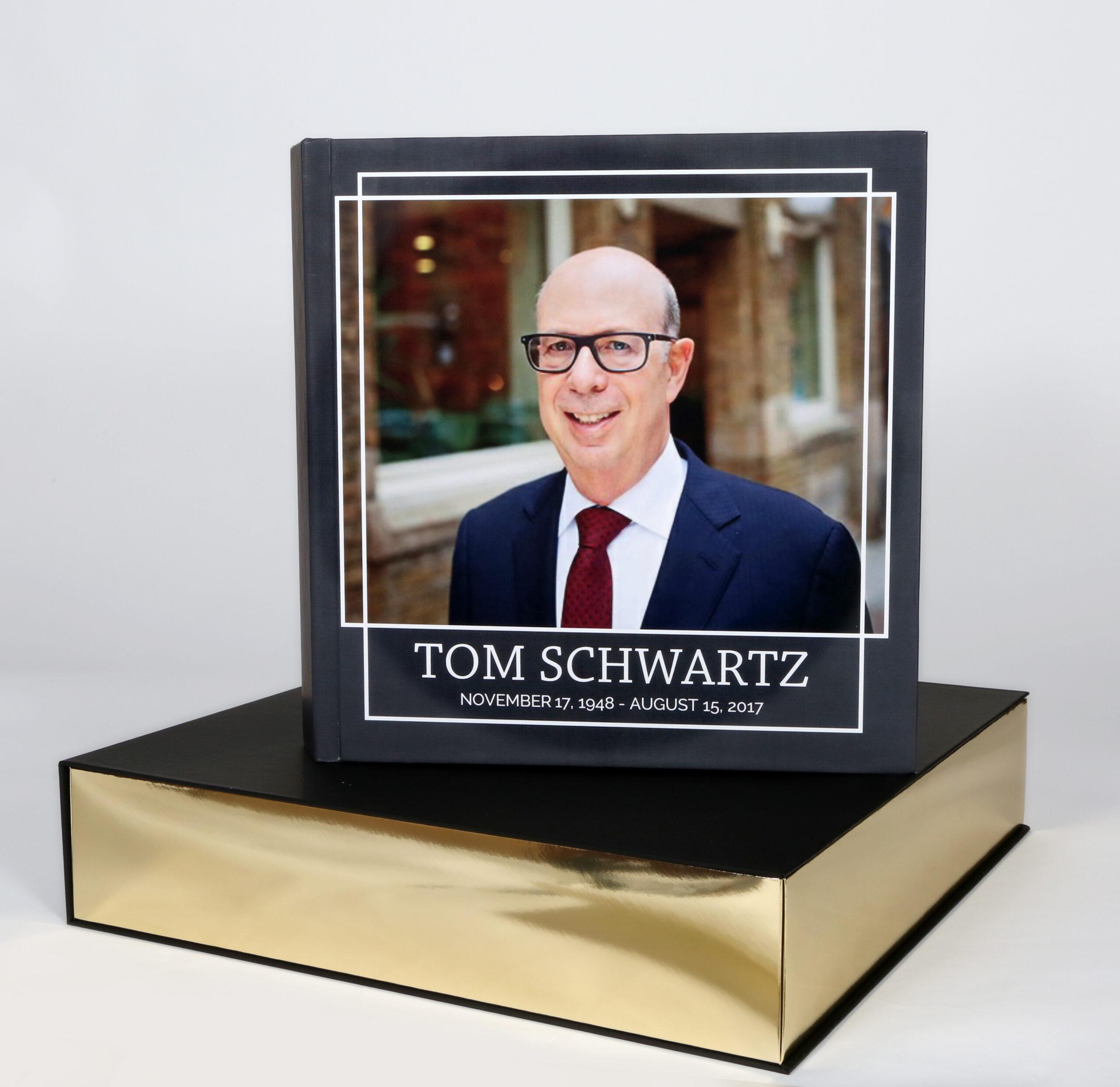 Legacy Book on Box