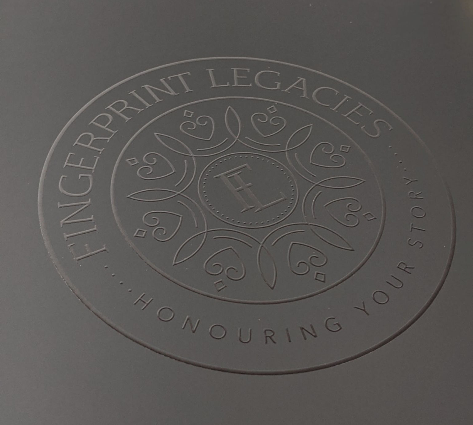 Fingerprint Legacies logo