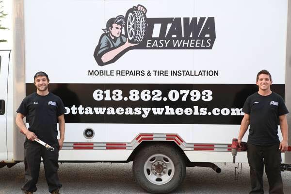 ottawa easy wheels truck and founders