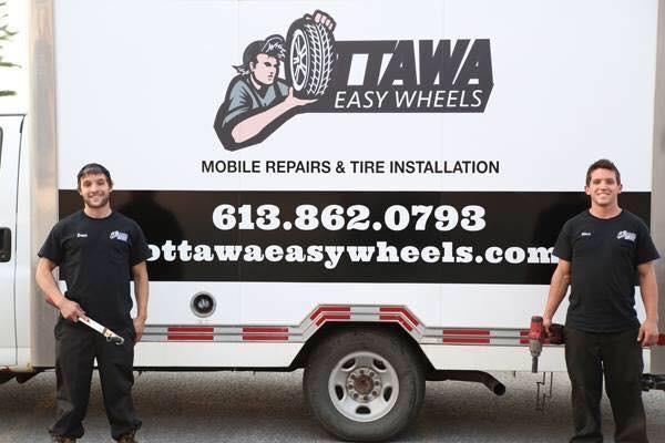 ottawa easy wheels truck and founders