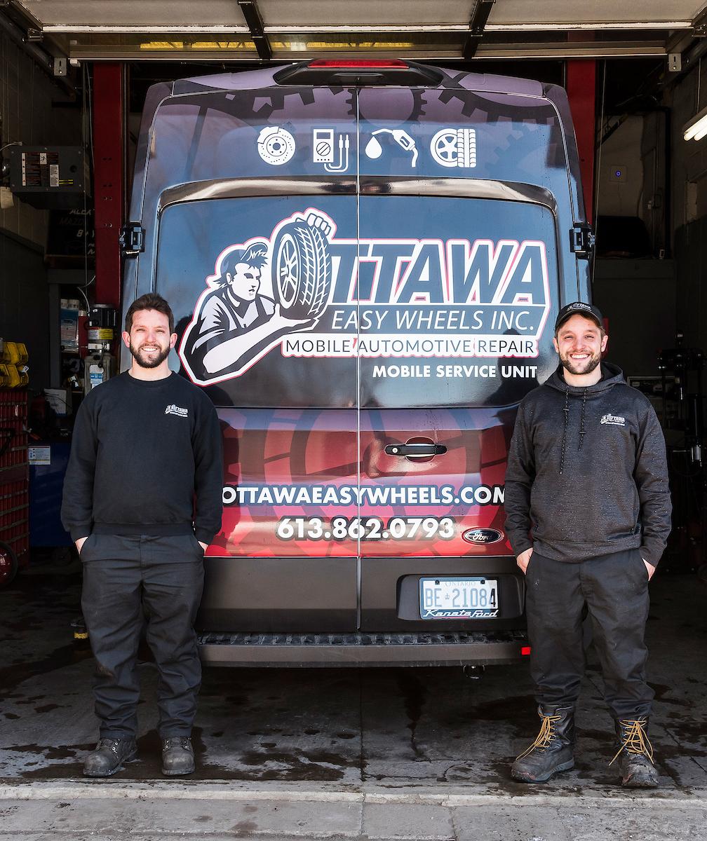 Ottawa Easy Wheels Owners