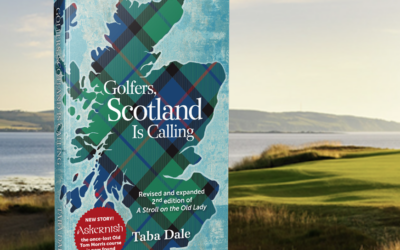 """""""Golfers, Scotland Is Calling"""" Book Gets Published"""