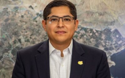 Estrada reappointed to California's Safe and Affordable Drinking Water Fund Advisory Group