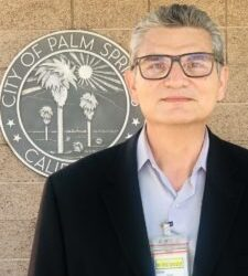 Ulises Aguirre Named Executive Director of Palm Springs International Airport