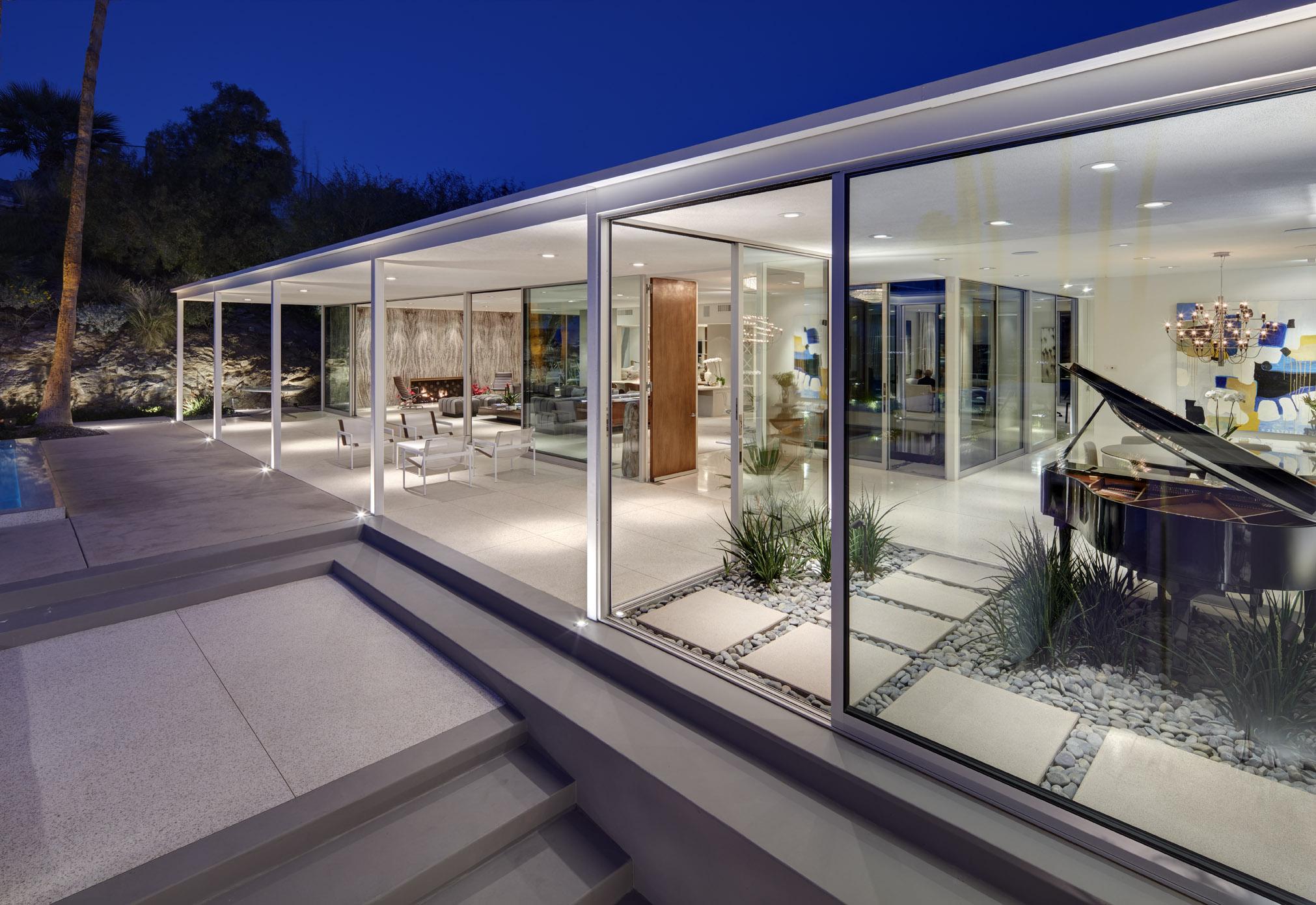 Modernism Week house