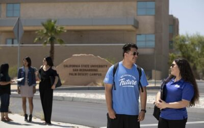 CSUSB Palm Desert Campus Staff Members Form Organization to Connect with Coachella Valley Alumni