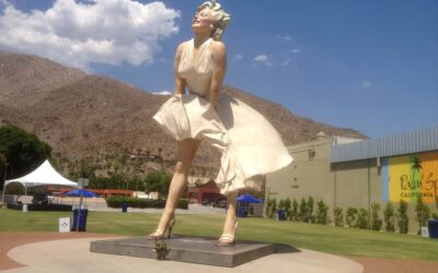"""Forever Marilyn"" Will Again Be a Winner for Palm Springs"